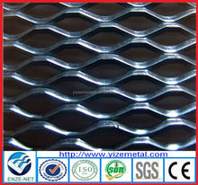 Manual Metal Lathe/Galvanized Diamond Expanded Metal Lath/Diamond Pattern Metal Mesh