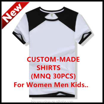 Manufacturers Custom dri fit latest T shirts Pattern for men Wholesale