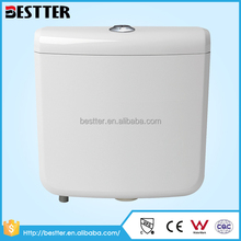 Assembly high quality PP flush mechanism wall-hung toilet cistern