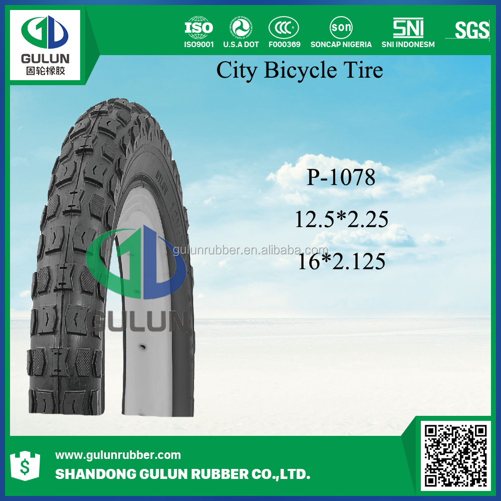 bicycle tire 16*2.125 12*2.25 14* 1.75 18*1.75