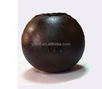 Cast Iron Solid and Hollow Ball