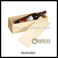 Shenzhen Slide Lid Wooden Packing Wine Boxes