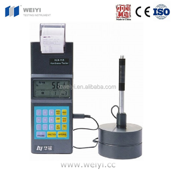 MODEL HLN-11A SERIES MULTIFUNCTIONAL LEEB HARDNESS TESTER