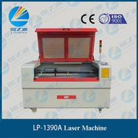 Cheap 80w 1390 laser machine for acrylic/fabric/wood/leather/stone/marble headstone laser engraving machine