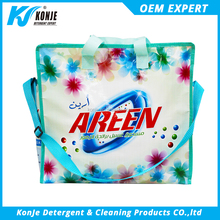 Detergent factory washing powder price raw materials for dertergent powder making