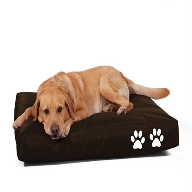 Luxury outdoor lazy dog bean bag pet beds
