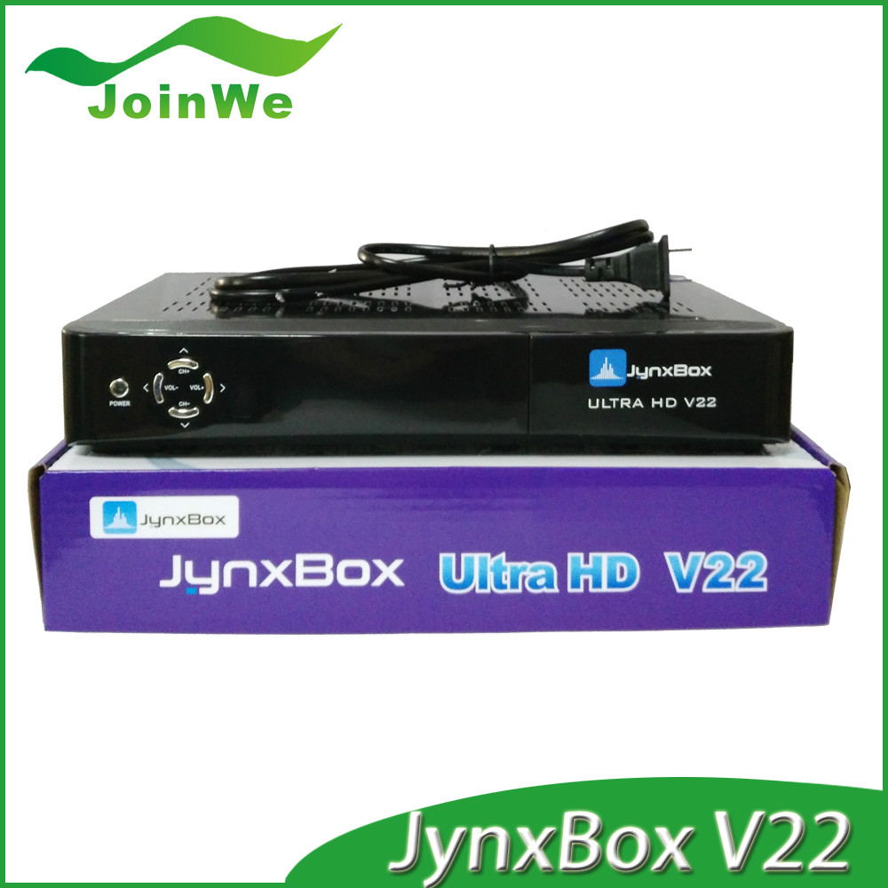 New Jynxbox Ultra V2016 Digital Satellite Receiver Free To Air Jynxbox V22 V30 Jynxbox Ultra Hd V16