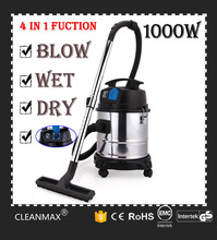 cheap electrical appliances industrial vacuum cleaner made in china 4 in 1 vacuum cleaners