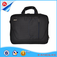 Multi-Function And Stylish Design Polyester embroidery neoprene laptop sleeve bag elegant ladies leather laptop bags