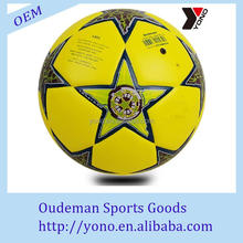 Promotional Machine Stitched Cool Professional Football soccer Ball