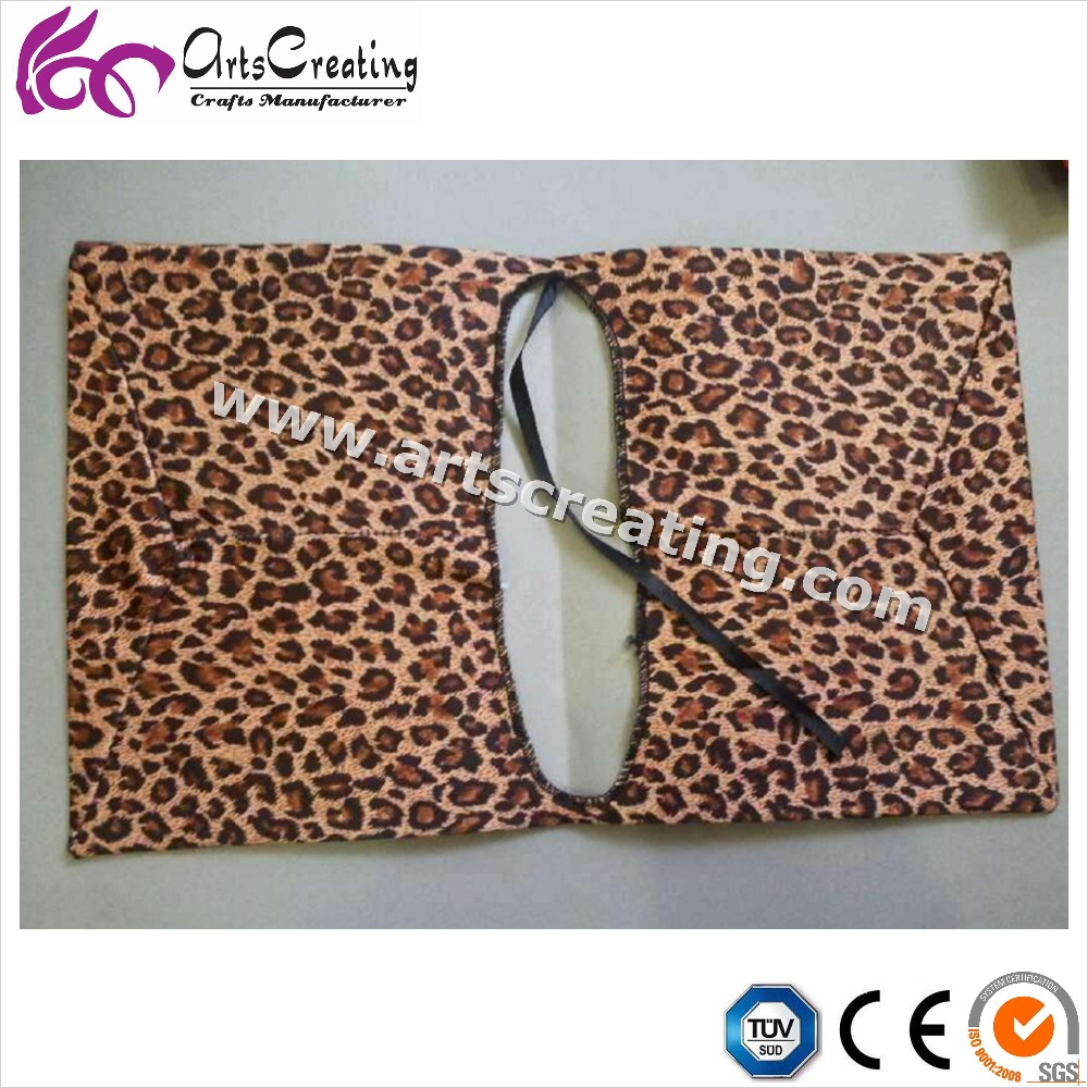 stretchable fabric book cover/elastic cloth book covers