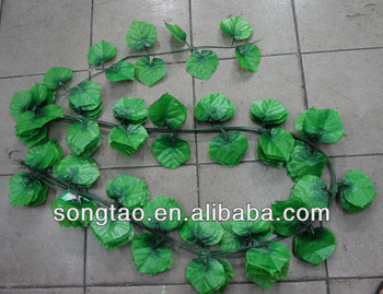 Decoration artificial grape vines view artificial grape for Artificial grape vines decoration