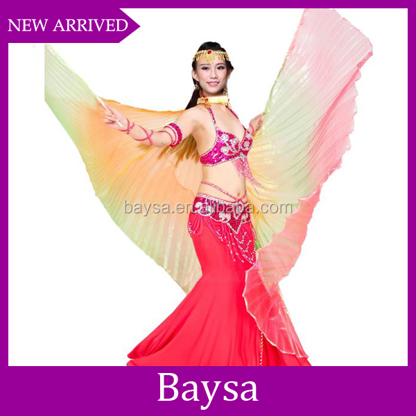 Stage Performance Props opening belly dance isis wings BE415