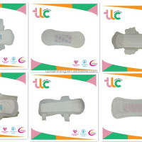 Competitive Price Mesh Cover Sanitary Napkin