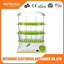 China cheap home Kitchen electric food steamer with best price