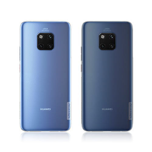 NILLKIN Nature TPU Fundas Soft Transparent Silicon High Quality Phone Case Cover For Huawei Mate 20 <strong>pro</strong>