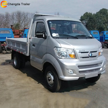 China Foton brand 4x2 small mini tipping truck 1ton dump truck for sale