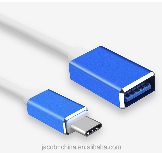 Usb-c 3.1 tipo c conector otg a usb 3.0 adapter cable 3.0 cable