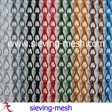 China metal detector curtains, hanging metal chain link curtain dividers