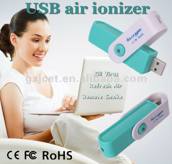 Hot &New invention for computer JO-722(USB air purifier)
