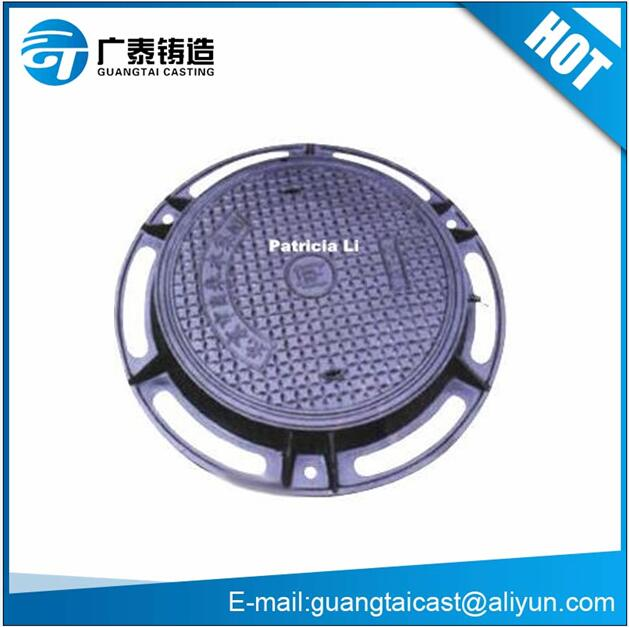 Manhole cover iron or steel products