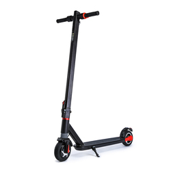 Brand FLJ 6inch Wheels 250w Motors folding Electric Scooter vehicle with CE certificate for adults