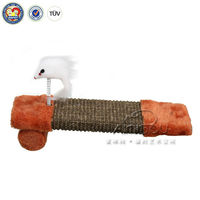 qqpet factory wholesale new super cat sisal toy & cat scratcher lounge & oem pet toys for cat