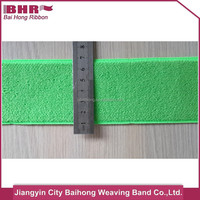 Breathing elastic fish line webbing for medical industry