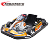 4 stroke 200cc 6.5 hp kids 2016 hot sale crazy buggy racing go kart with engine cover