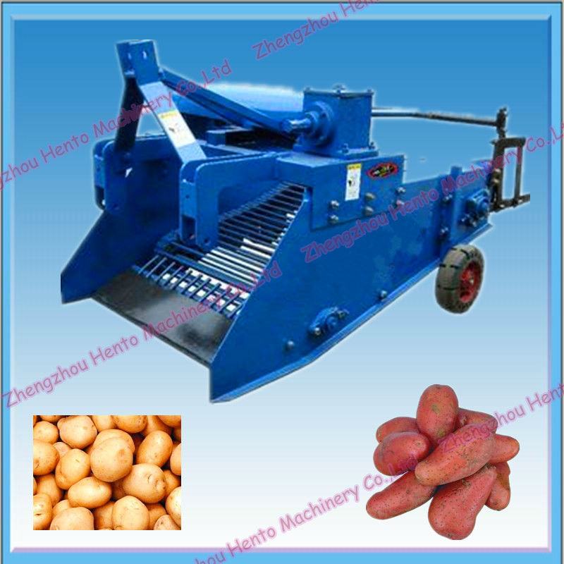 Tubers Mini Combine Harvester / Potato Harvester