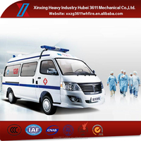 Hot Sell New Arrival Emergency Rescue Used Ambulance Car Japan