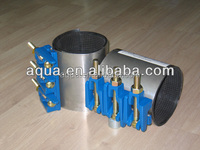 Pipe repair clamps with WRAS certificate--Can make you a star buyer