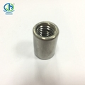 Custom electrical turned stainless steel round nuts
