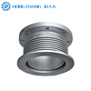 Stainless steel tube connection corrugated steam pipe expansion joints