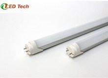 samples stock high lumen free japanese t8 led tube for car park/bank/hotel project