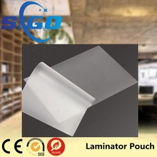 Hot selling Eva + PET Thermal Lamination Pouch Film