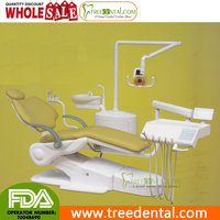 TR-S105 Right/left arm position transferable Dental Chair Unit, FDA & CE approved anthos dental chair