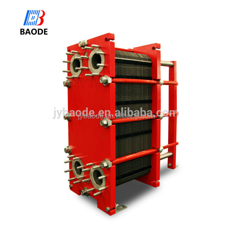 Heating Tube hydraulic fan oil cooler for excavator
