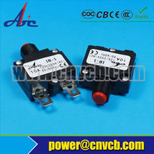 Compressor internal overload protector with approval circuit overload protection