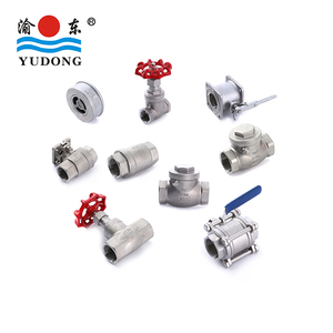 Low price stainless steel ball valve with bspt thread