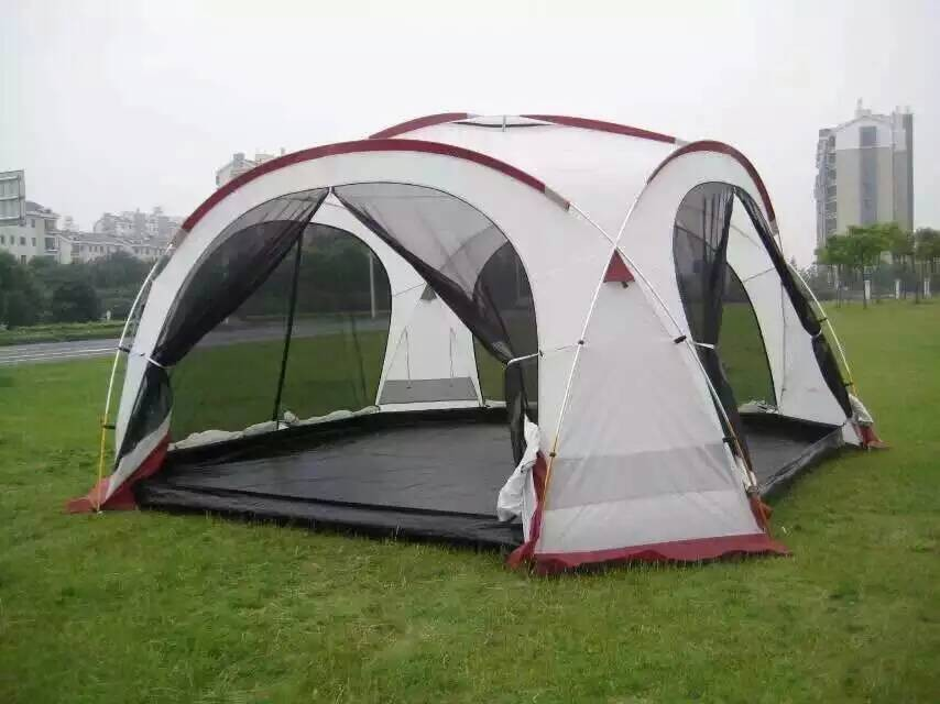 2015 New 10 Persons Large Family Screen Cabin House Mosquito Tent Manufacturer