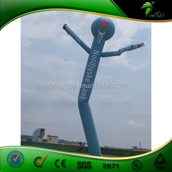 Eyes-catching Inflatable Dancer For advertising And Promotion,Inflatable Air Dancer Floating in the sky