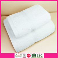 Commercial 100% Cotton Hotel Hand Towel and Bath Towels