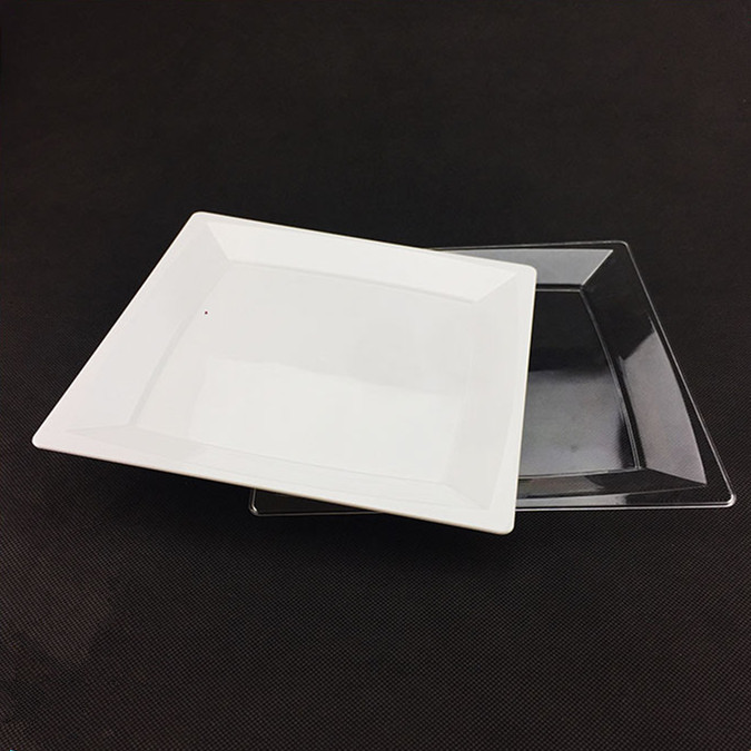 Disposable Plastic Plates Square Disposable Plastic Plates Square Suppliers and Manufacturers at Alibaba.com & Disposable Plastic Plates Square Disposable Plastic Plates Square ...