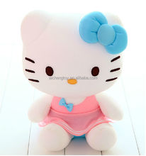 Plush toys wholesale sale cute hello Kitty manufacturers selling fine KT cat doll