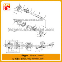 Excavators and bulldozers undercarriage parts/track roller parts