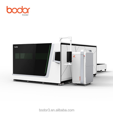 Jinan Bodor coconut shell laser cutting and engraving machine for metal cut