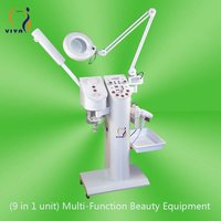 VY-801A 10 in 1 salon facial machine