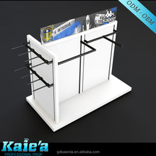 Simple design clothes hanging rail/clothing hanging rails/hanging clothes rail