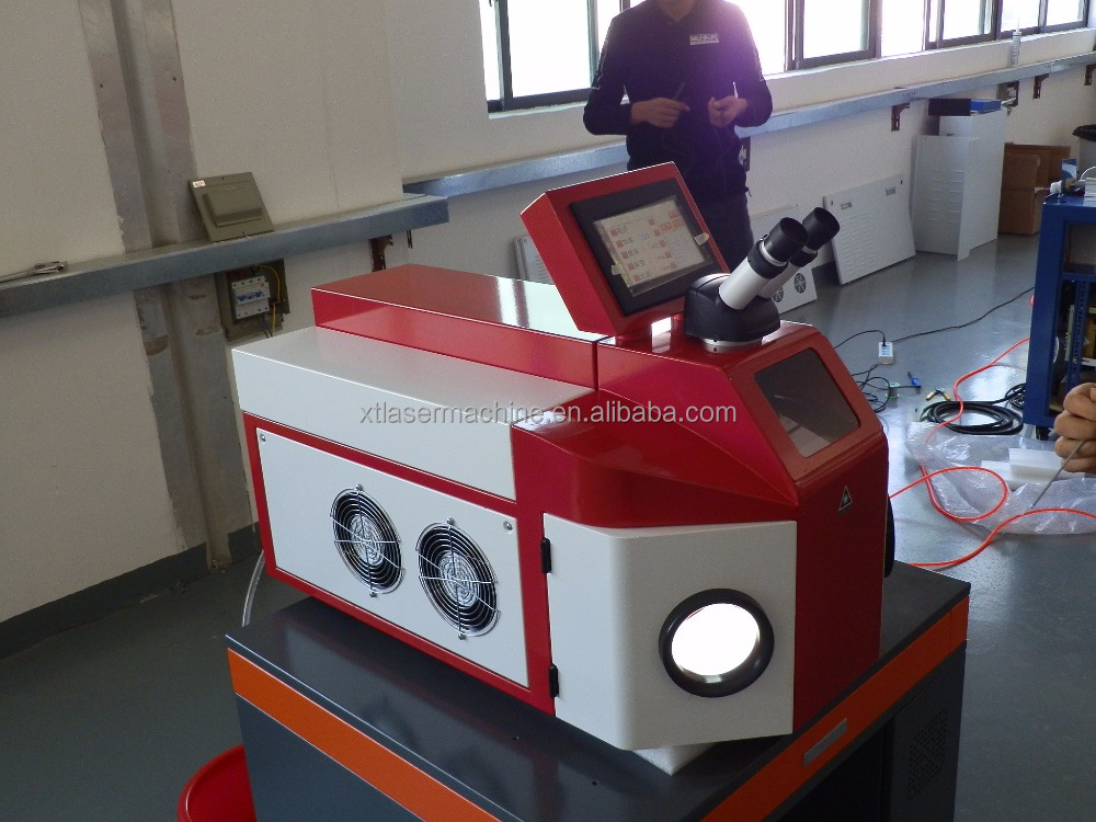 XT LASER 200W laser welding machine for jewelry with factory price